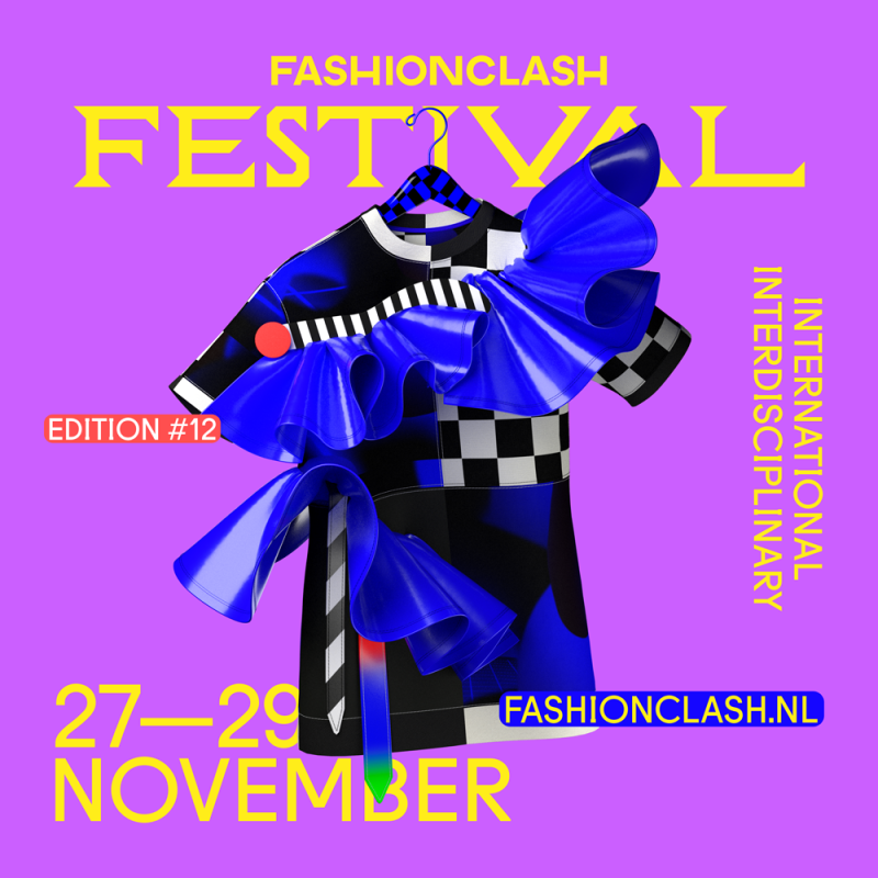 Studenten op Fashionclash 2020