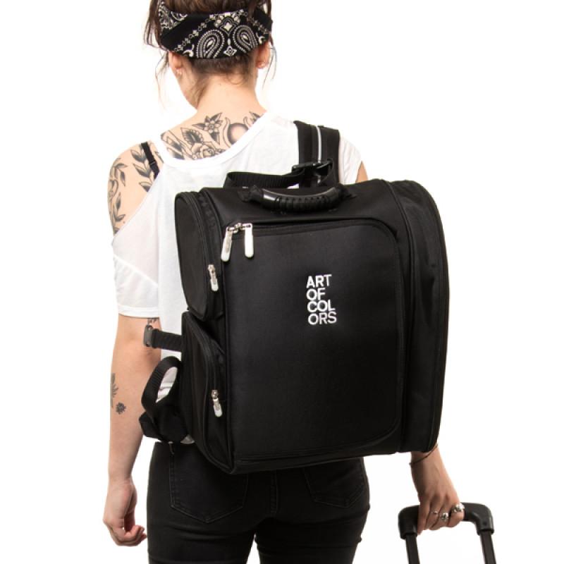 Make-up set INGLOT + ZUCA Backpack