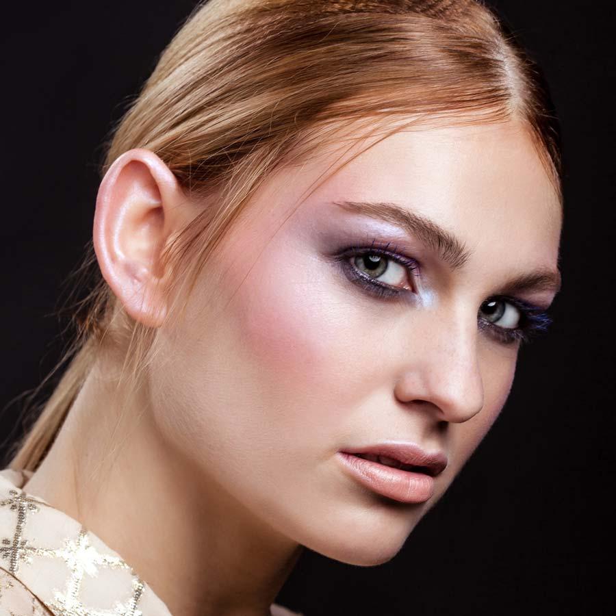 Portfolio shoots MUAH Art of Colors makeup artist school